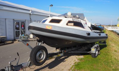 , RIB en opblaasboot  for sale by VesselAuction B.V.