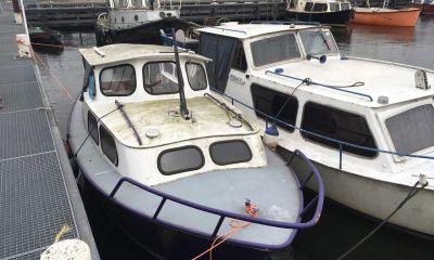 Motorboot Grachtenboot, Open motorboot en roeiboot  for sale by VesselAuction B.V.