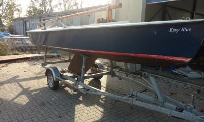 , Open sailing boat  for sale by Bootveiling.com