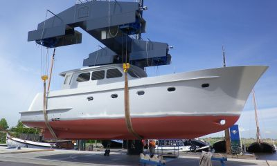 Motorjacht Casco 16,30 Meter - 2X 160PK, Motor boat - hull only  for sale by VesselAuction B.V.