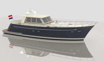 , Motor boat - hull only  for sale by Bootveiling.com