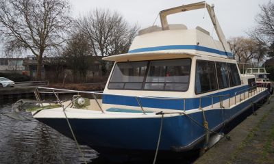 Baracuda Holiday 490 Woonschip, Motorjacht  for sale by VesselAuction B.V.