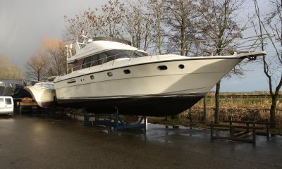 Neptunus 145 FLY, Motor Yacht  for sale by VesselAuction B.V.