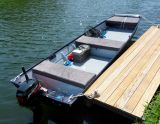 Visboot Aluminium, Speedboat and sport cruiser Visboot Aluminium for sale by VesselAuction B.V.