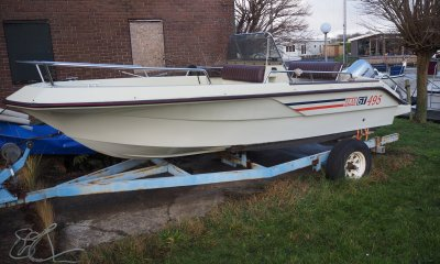 , Speedboat and sport cruiser  for sale by VesselAuction B.V.