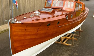 Pettersson Salonboot 12,05 Meter, Traditional/classic motor boat  for sale by VesselAuction B.V.