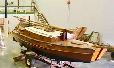 Werfgebouwd Lemster Schouw 7,20 Meter, Flat and round bottom  for sale by VesselAuction B.V.