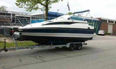 Bayliner Speedkruiser Ciera Met Trailer, Speedboat and sport cruiser  for sale by VesselAuction B.V.
