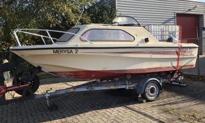 Shetland Kruiser 65PK Suzuki, Speedboat and sport cruiser  for sale by VesselAuction B.V.