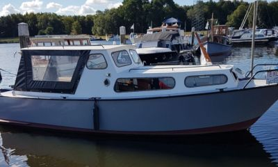Perenboom Stalen Kruiser, Motor Yacht  for sale by VesselAuction B.V.
