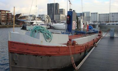 Motortankschip Binnenvaartschip, Beroepsschip  for sale by VesselAuction B.V.