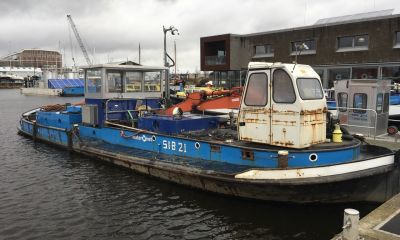 Kraanschip Sleepboot, Professional ship(s)  for sale by VesselAuction B.V.