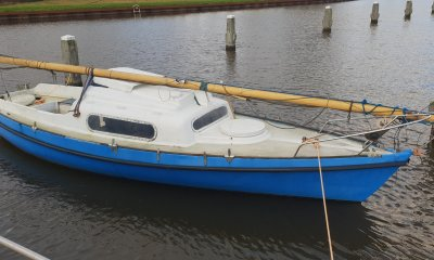, Segelboot - nur Rumpf  for sale by VesselAuction B.V.