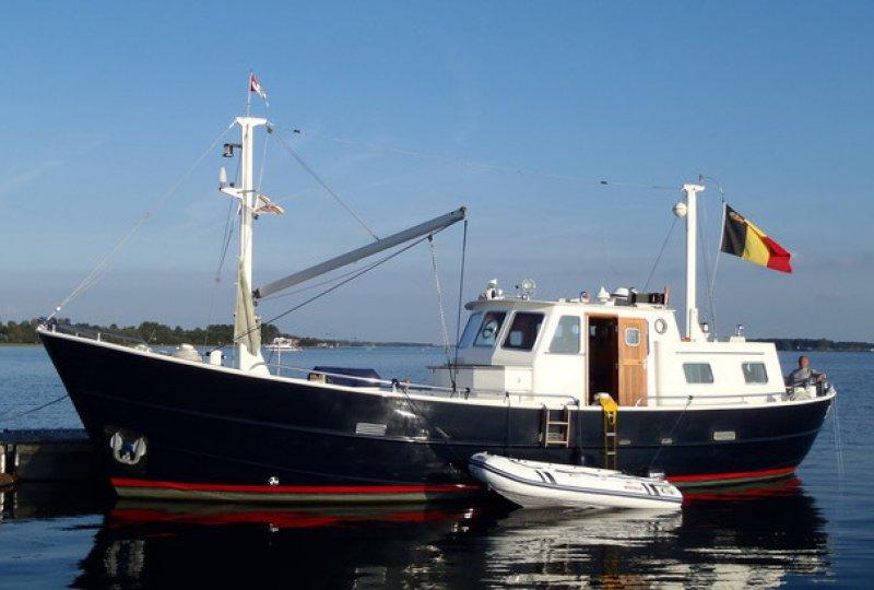 Motorboot Kotter Van Den Beldt, Motorjacht