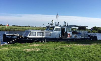 Werkboot Met SI Woonschip, Professional ship(s)  for sale by Bootveiling.com