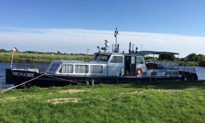 Werkboot Met SI Woonschip, Beroepsschip  for sale by Bootveiling.com