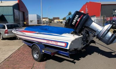 Sleekcraft Powerboot, Speedboat and sport cruiser  for sale by VesselAuction B.V.