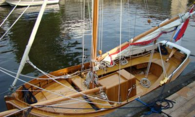Kerstholtsloep Open Zeilboot, Open sailing boat  for sale by VesselAuction B.V.
