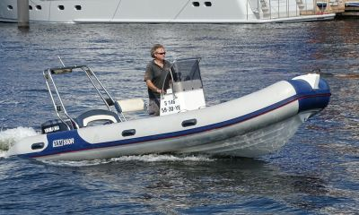Rib Yam 550R Incl. Trailer En 100PK, RIB and inflatable boat  for sale by VesselAuction B.V.