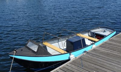 Vlet Staal, Open boat and rowboat  for sale by VesselAuction B.V.