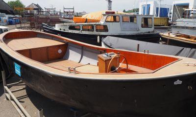 Reddingssloep Staal, Tender  for sale by Bootveiling.com