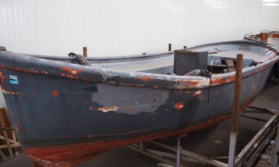 Reddingssloep Polyester Opknapper, Tender  for sale by Bootveiling.com