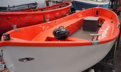 Reddingssloep Polyester, Tender  for sale by Bootveiling.com