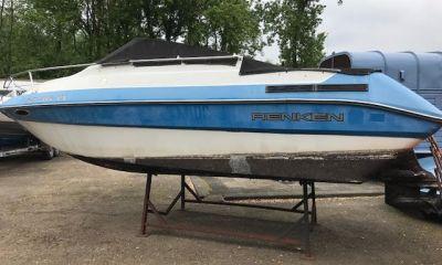 Renken Cyddy 2100, Speedboat and sport cruiser  for sale by Bootveiling.com