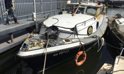 Schottel Motorboot, Beroepsschip  for sale by Bootveiling.com