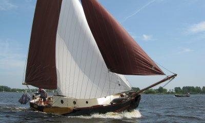 , Plat- en rondbodem, ex-beroeps zeilend  for sale by Bootveiling.com