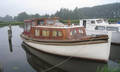 , Traditionelle Motorboot  for sale by Bootveiling.com