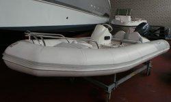 Zodiac Yachtline 420 De Luxe, RIB en opblaasboot Zodiac Yachtline 420 De Luxe te koop bij Serry, Jachtwerf & Jachtmakelaardij