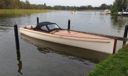 Runabout Captains Launch, Sloep Runabout Captains Launch te koop bij Serry, Jachtwerf & Jachtmakelaardij