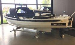 Alufleet 570, Sloep Alufleet 570 te koop bij Serry, Jachtwerf & Jachtmakelaardij
