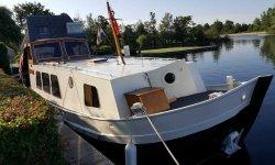 Rietaak 1300, Motorjacht Rietaak 1300 te koop bij Serry, Jachtwerf & Jachtmakelaardij