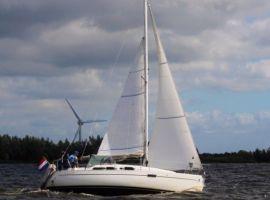 Beneteau Oceanis 281, Zeiljacht Beneteau Oceanis 281de vânzareSerry, Jachtwerf & Jachtmakelaardij