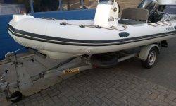 Brig Falcon 450, RIB en opblaasboot Brig Falcon 450 te koop bij Serry, Jachtwerf & Jachtmakelaardij