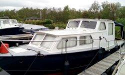 Motor Zalmschouw 870, Motorjacht Motor Zalmschouw 870 te koop bij Serry, Jachtwerf & Jachtmakelaardij