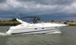 Cranchi 39 Endurance, Motorjacht Cranchi 39 Endurance te koop bij Serry, Jachtwerf & Jachtmakelaardij