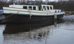 Woonschip Monopool Voorheen Sleepboot, Motorjacht Woonschip Monopool Voorheen Sleepboot te koop bij Serry, Jachtwerf & Jachtmakelaardij