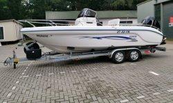 Ranieri 22 Shadow, Motorjacht Ranieri 22 Shadow te koop bij Serry, Jachtwerf & Jachtmakelaardij