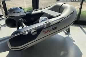 Honwave MX200, RIB en opblaasboot  - Serry, Jachtwerf & Jachtmakelaardij