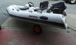 Brig Falcon 300 RIB, RIB en opblaasboot Brig Falcon 300 RIB te koop bij Serry, Jachtwerf & Jachtmakelaardij