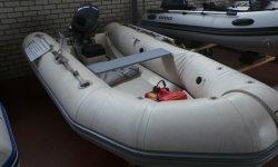 Zodiac Yachtline 340 Rib, RIB en opblaasboot Zodiac Yachtline 340 Rib te koop bij Serry, Jachtwerf & Jachtmakelaardij