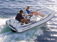Williams Jet Tender Turbojet 325, RIB and inflatable boat Williams Jet Tender Turbojet 325 for sale by Rotterdam Yacht Centre