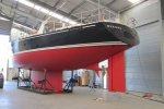 Van De Stadt 74 OCEANGOING KETCH, Super yacht sailing Van De Stadt 74 OCEANGOING KETCH for sale at Rotterdam Yacht Centre