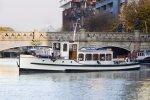 De Vries Lentsch SALONBOOT 1630, Ex-commercial motor boat De Vries Lentsch SALONBOOT 1630 for sale at Rotterdam Yacht Centre