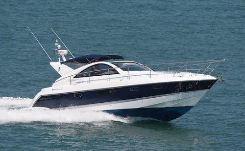 Fairline Targa 38, Motor Yacht for sale by Boarnstream Yachting