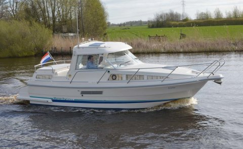 Marex 280 Holiday Hardtop, Motorjacht for sale by De Boarnstream International Motoryachts