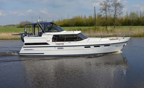 Boarncruiser 41 New Line, Motor Yacht for sale by Boarnstream Yachting